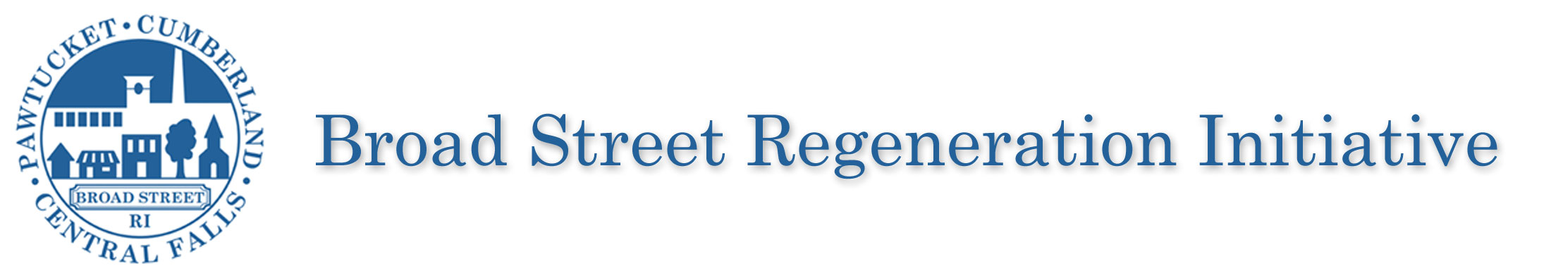Broad Street Regeneration Initiative Retina Logo